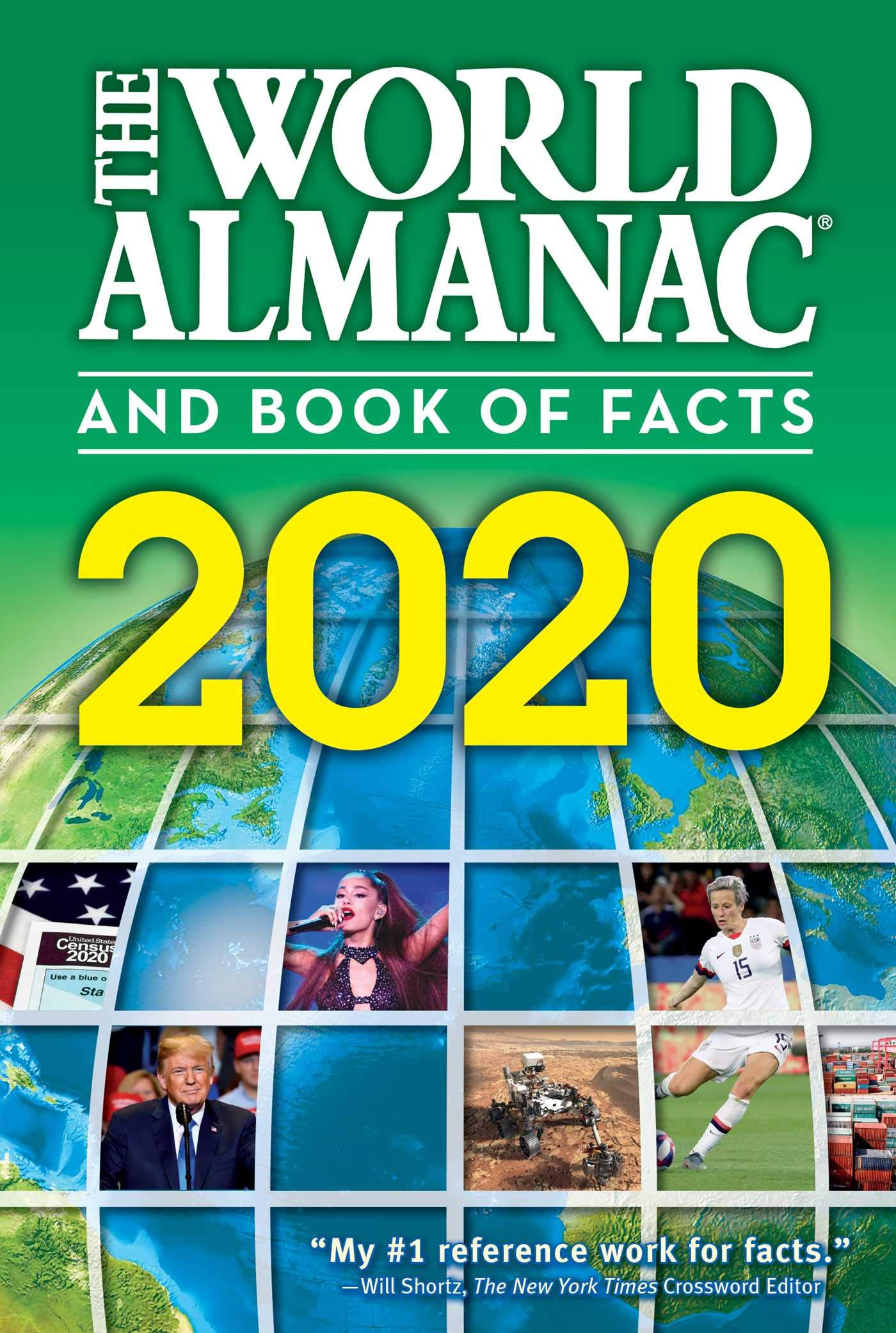 New York Times Best Sellers 2020.The World Almanac And Book Of Facts 2020 Sarah Janssen