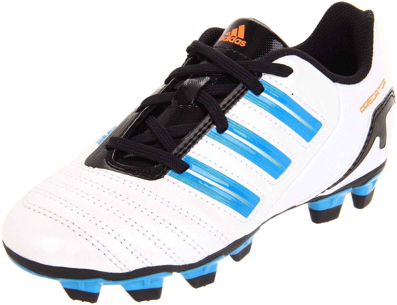 ADIDAS Predator Predito Mens Indoor Soccer Shoes Blue Orange White Sz 10.5