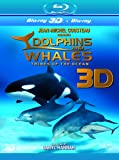 Dolphins & Whales (Blu-ray 3D + Blu-ray)