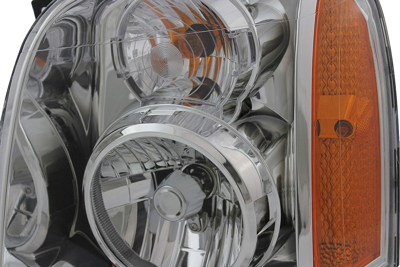 Headlamp Socket For 2007-2014 GMC Yukon XL 1500 2008 2009 2010 2011 2012 G972NN