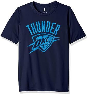 NBA by Outerstuff Boys Big Defensive Short Sleeve Dri Tek Tee