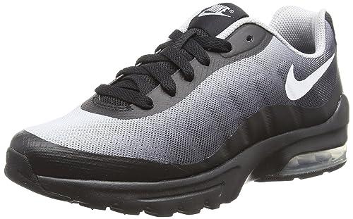 huge selection of 69966 17efc Nike Air Max Invigor Print (GS), Chaussures de Fitness garçon, Noir (Black White-Wolf  GRE 001), 38 EU  Amazon.fr  Chaussures et Sacs