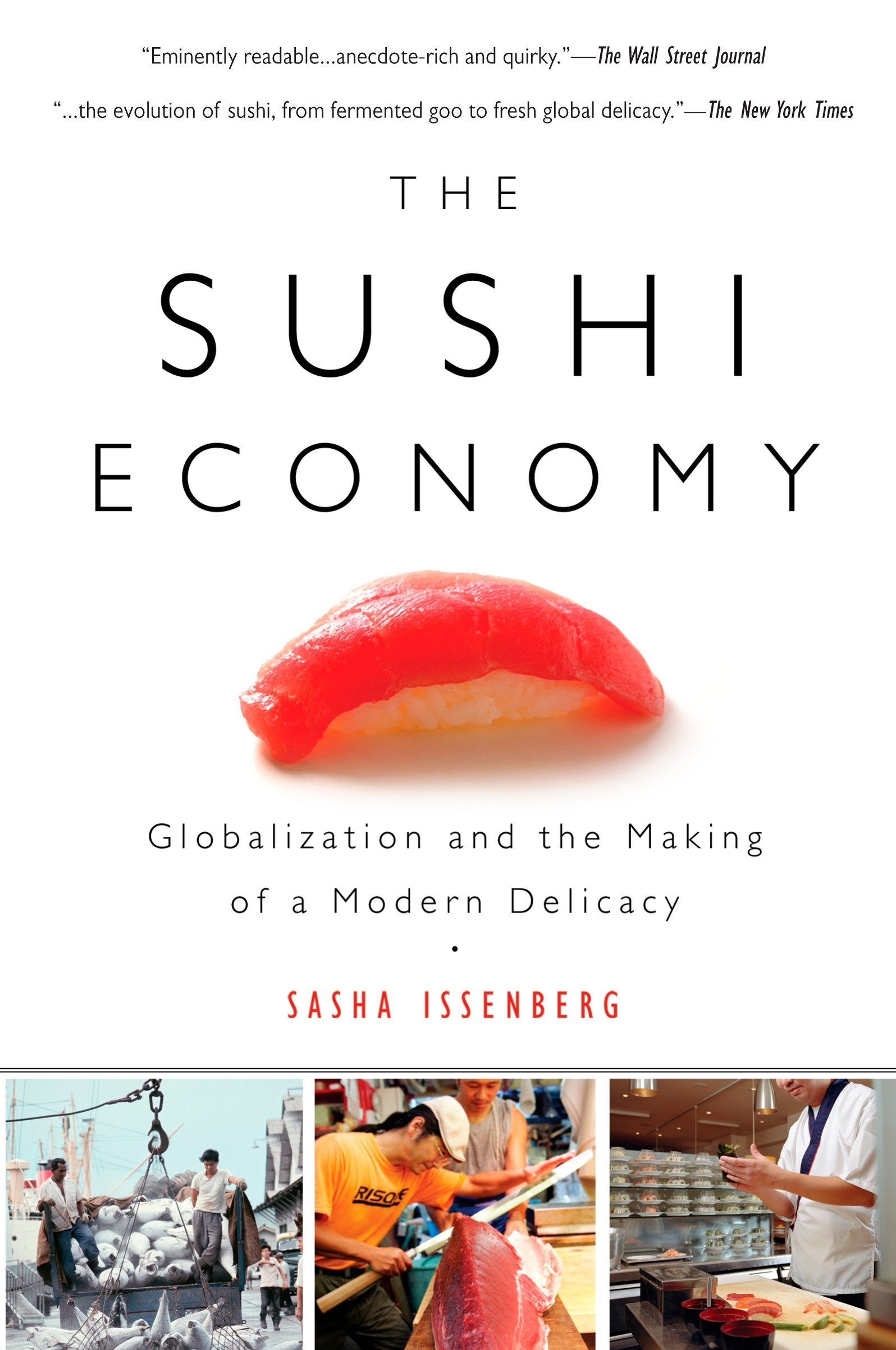 pictures The health snob's guide to raw fish
