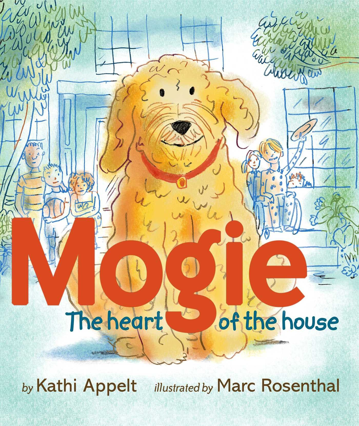 Read Online Mogie: The Heart of the House ebook