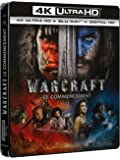 Warcraft : le commencement [4K Ultra HD + Blu-ray + Copie Digitale UltraViolet] [4K Ultra HD + Blu-ray + Copie Digitale UltraViolet]
