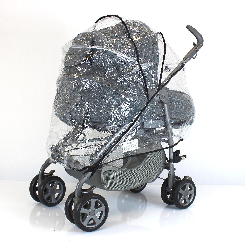 UNIVERSAL SILVER CROSS 3D PRAMETTE RAINCOVER Baby Travel®