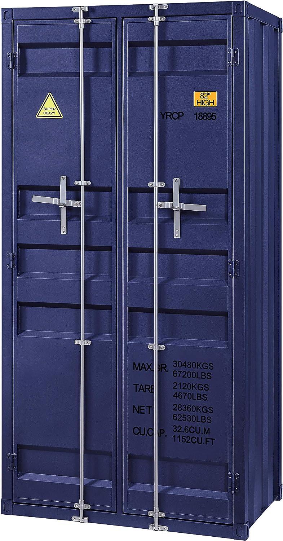 ACME Cargo Wardrobe (Double Door) - - Blue