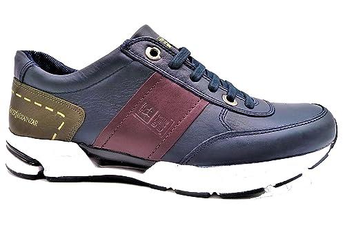 c17a4ef74e KANGAROOS 400-90 Deportivo Combinado Hombre Azul 46  Amazon.es  Zapatos y  complementos