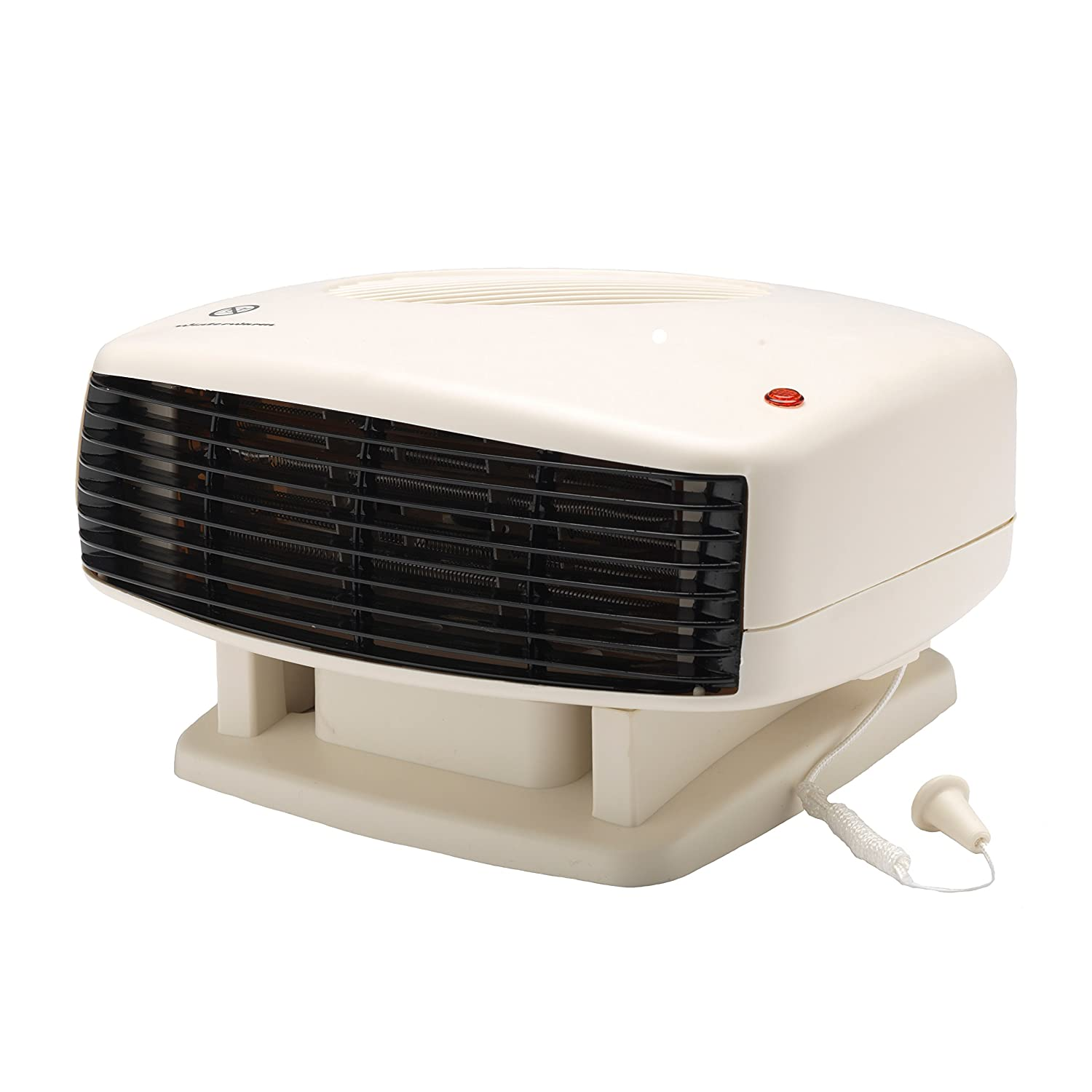 Winterwarm 2 KW Wall Mounted Downflow Bathroom Fan Heater Amazon