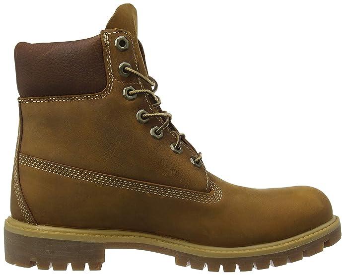 Détails sur Chaussures boot Timberland 27094 cuir gras marron , taille 42