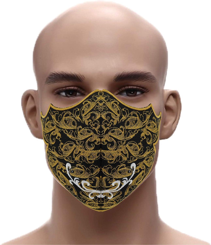 Hergestellt in der Europ/äischen Union f/ür Damen Herren Premium Design Mundschutz Wiederverwendbar Hochwertiges Gesichts Gesichtsbedeckung Waschbar waschbare Nano Mund-und Nasen-Bedeckung