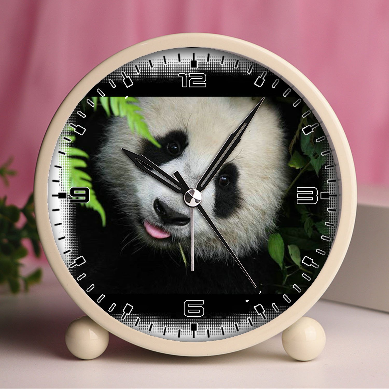 Reloj despertador, relojes retro portátil con luz ...
