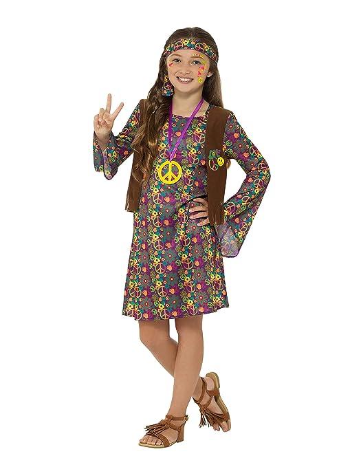 SMIFFYS 49738S hippie costume 43cc1f1a584