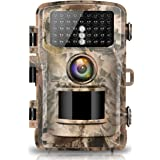 "Campark Trail Camera 16MP 1080P 2.0"" LCD Game & Hunting Camera with 42pcs IR LEDs Infrared Night Vision up to 75ft/23m for Wildlife Scouting Digital Surveillance Waterproof IP56"
