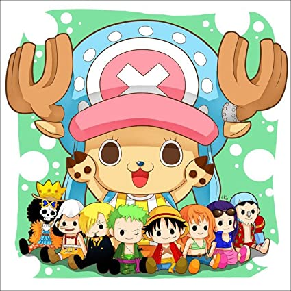 Amazon.com: touirch Anime One Piece Chopper fiesta ...