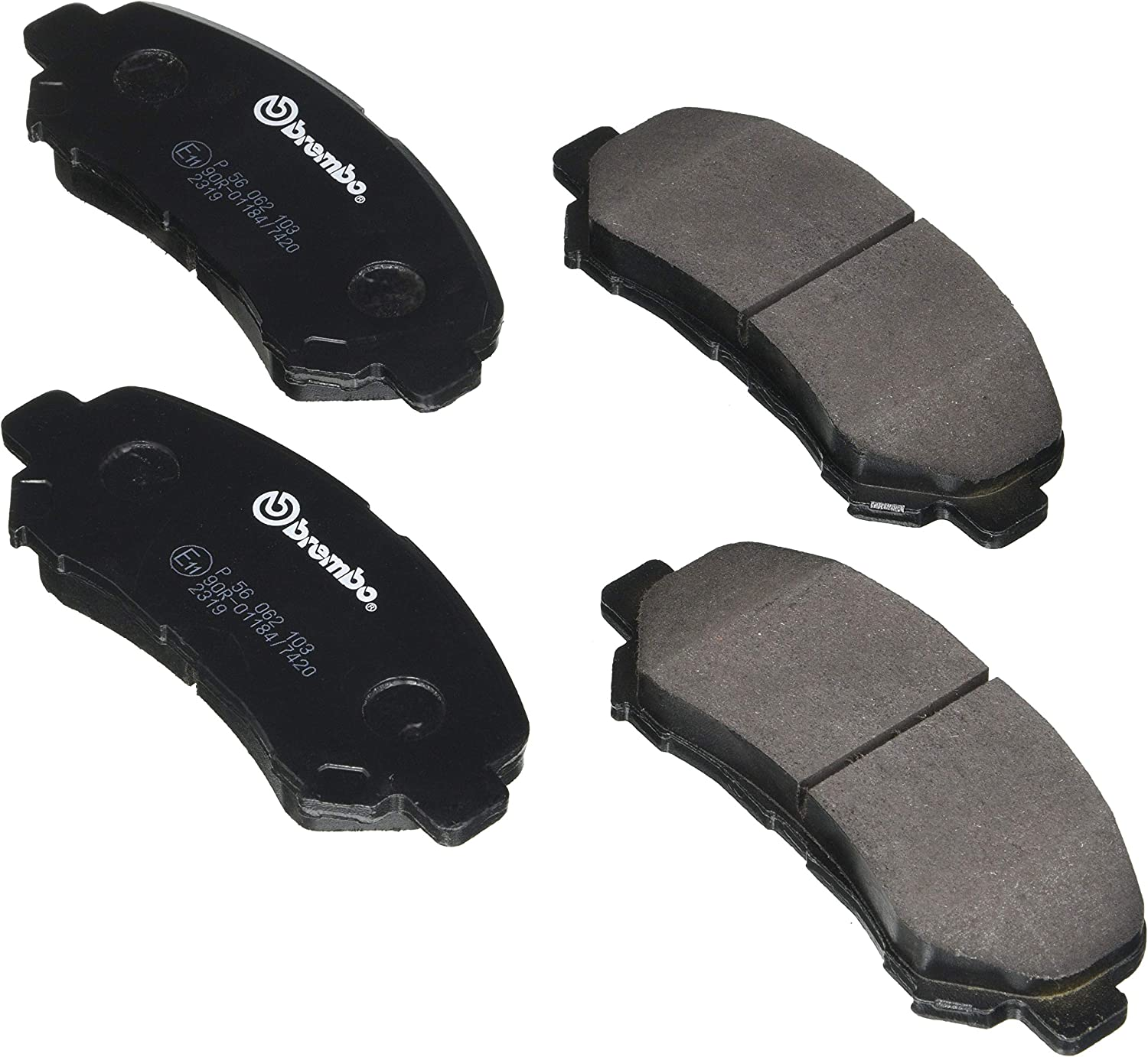 FRONT NEW MINTEX MDB2538 FREE NEXT DAY DELIVERY BRAKE PAD SET