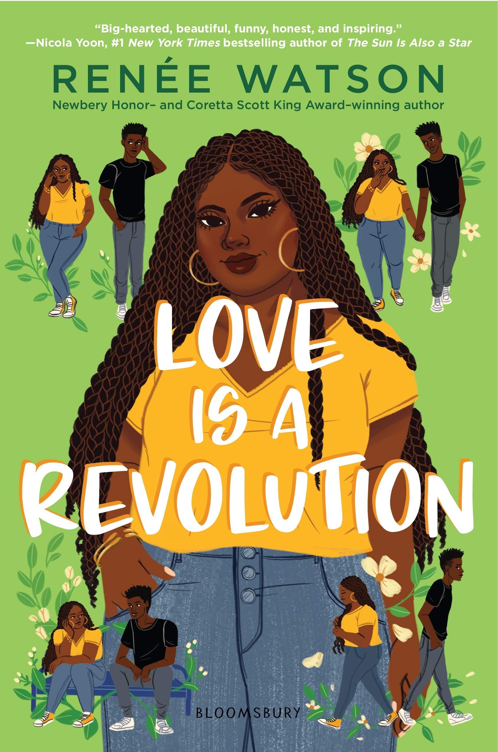 Amazon.com: Love Is a Revolution (9781547600601): Watson, Renée: Books