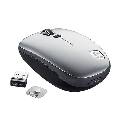 4da05a780b5 Amazon.com: Logitech V550 Cordless Laser Mouse for Notebooks: Electronics