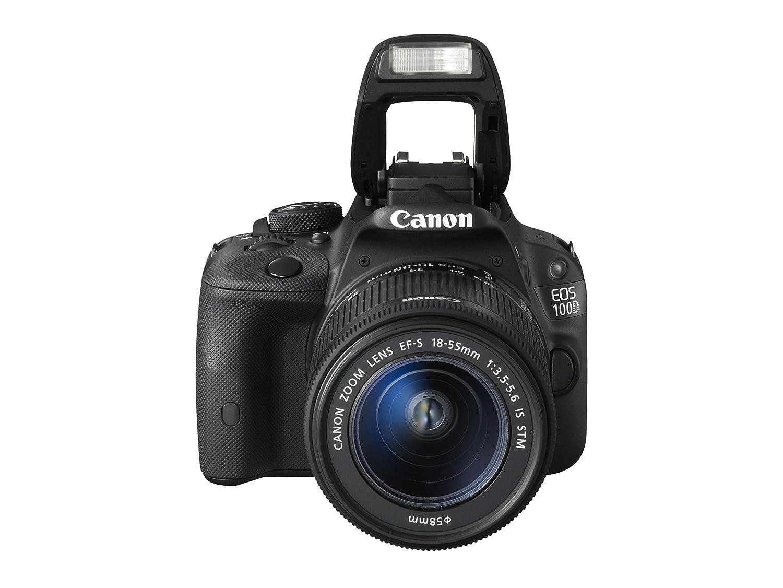 Canon EOS 100D + EF-S 18-55mm + EF 40mm Juego de cámara SLR 18MP ...