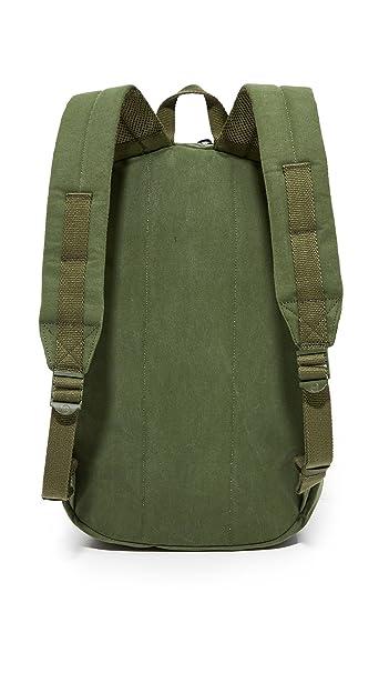 388f73724842 Herschel Cotton Canvas Lawson 13   Rucksack green dark green x  Amazon.fr   Vêtements et accessoires
