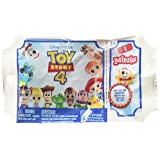 Disney Pixar Toy Story 4 Minis Figures [Styles May Vary] (Color: Multi)