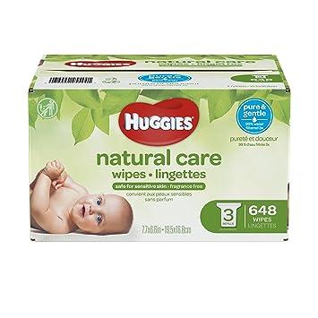 Huggies Simply clean toallitas para bebé: Amazon.es: Salud y cuidado personal
