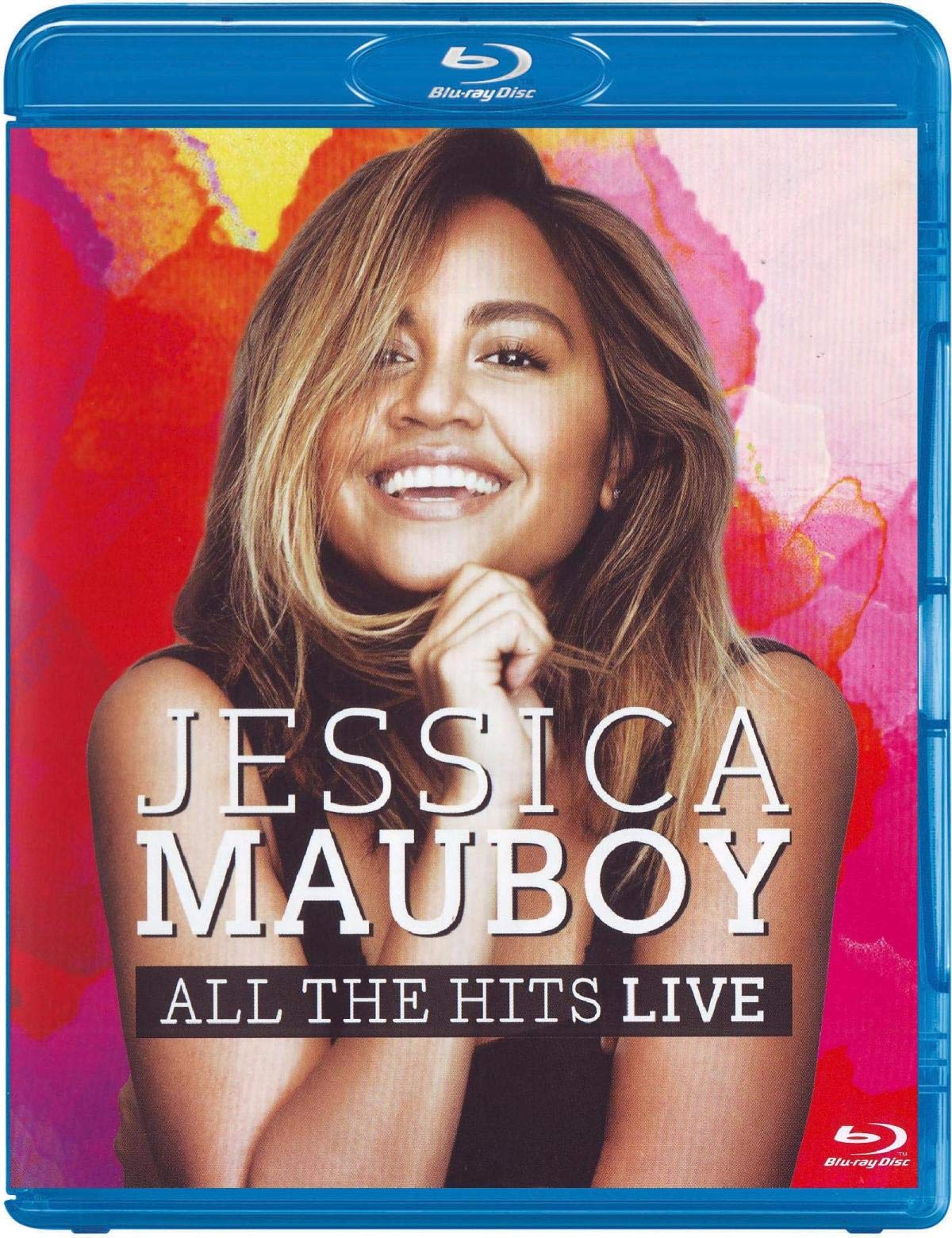 Blu-ray : MAUBOY, JESSICA - All The Hits Live (Australia - Import)