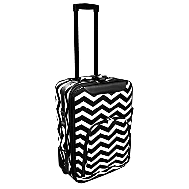 Amazon.com | World Traveler 20 Inch Rolling Carry-On Luggage ...
