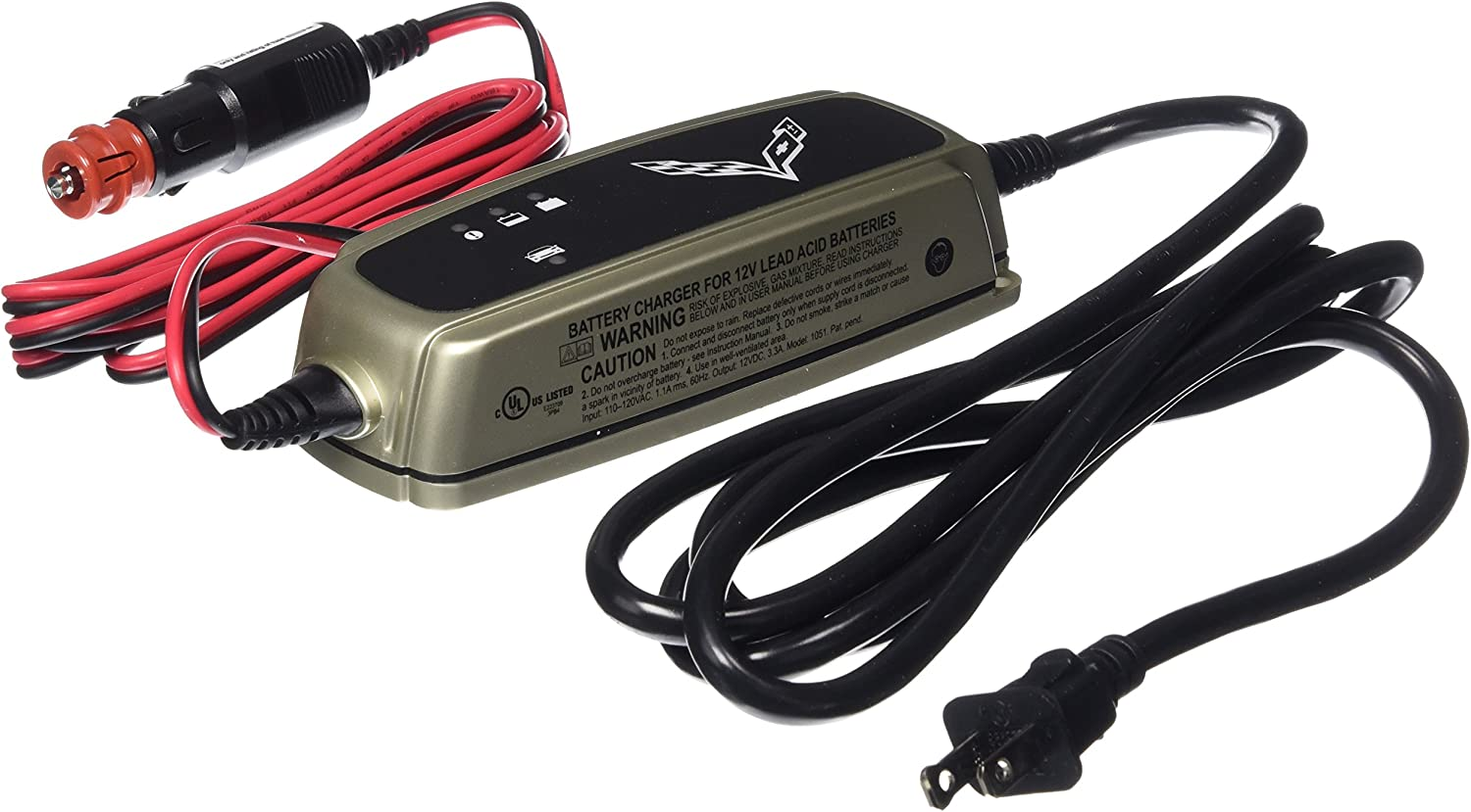 Genuine GM Accessories 22969090 Battery Charger: Automotive