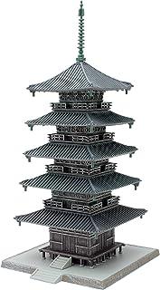 Jiokore collezionamento 030-3 tempio C3 cinque piani pagoda