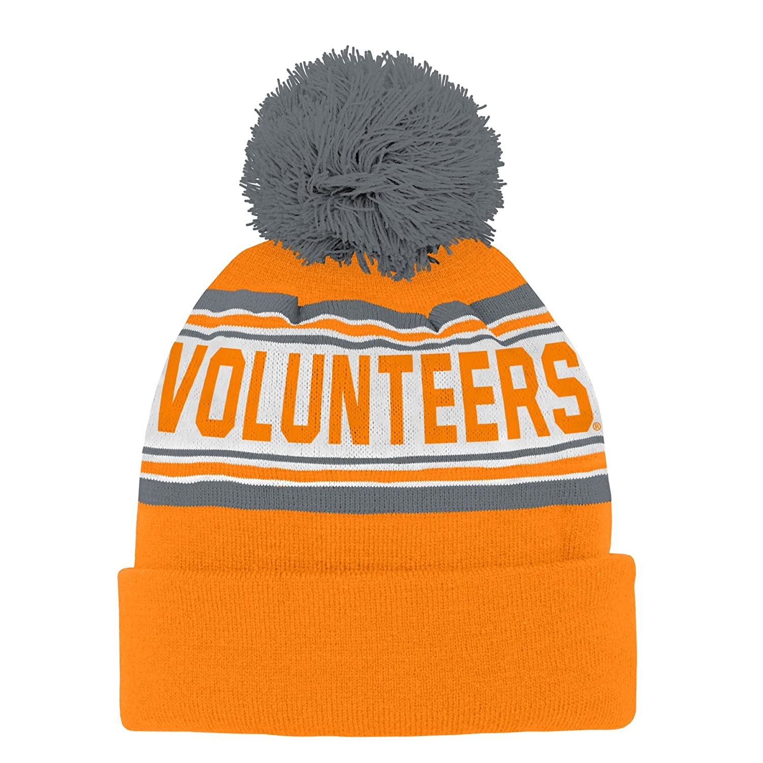 ff8571a65138f ... netherlands ncaa by outerstuff ncaa texas tech raiders children boys  cuffed knit with pom hat victory