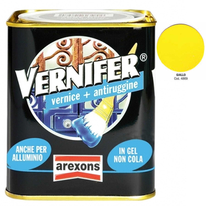 Arexons Vernice Antiruggine Vernifer Ml. 750 - giallo