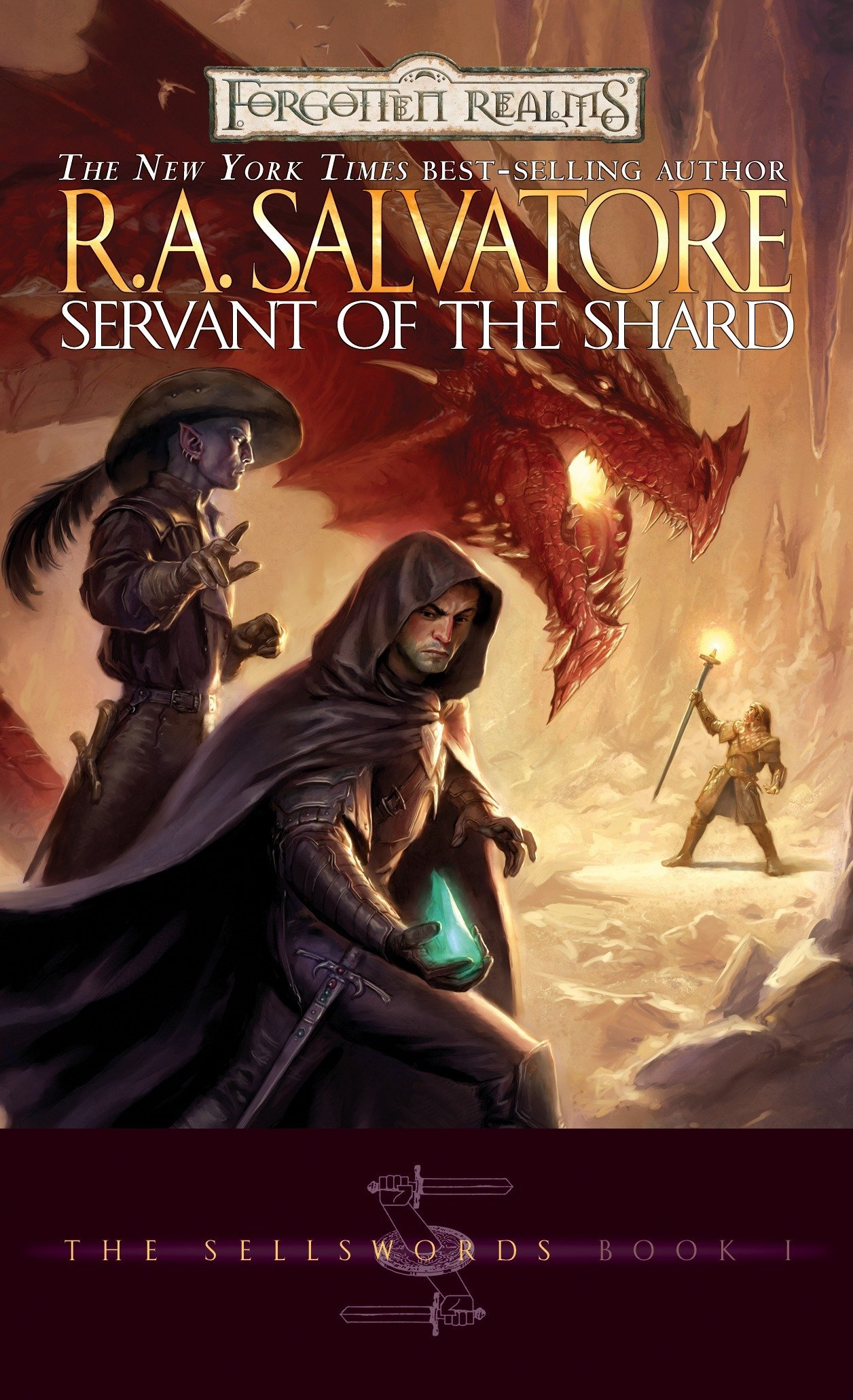 Servant of the Shard: The Sellswords, Book I