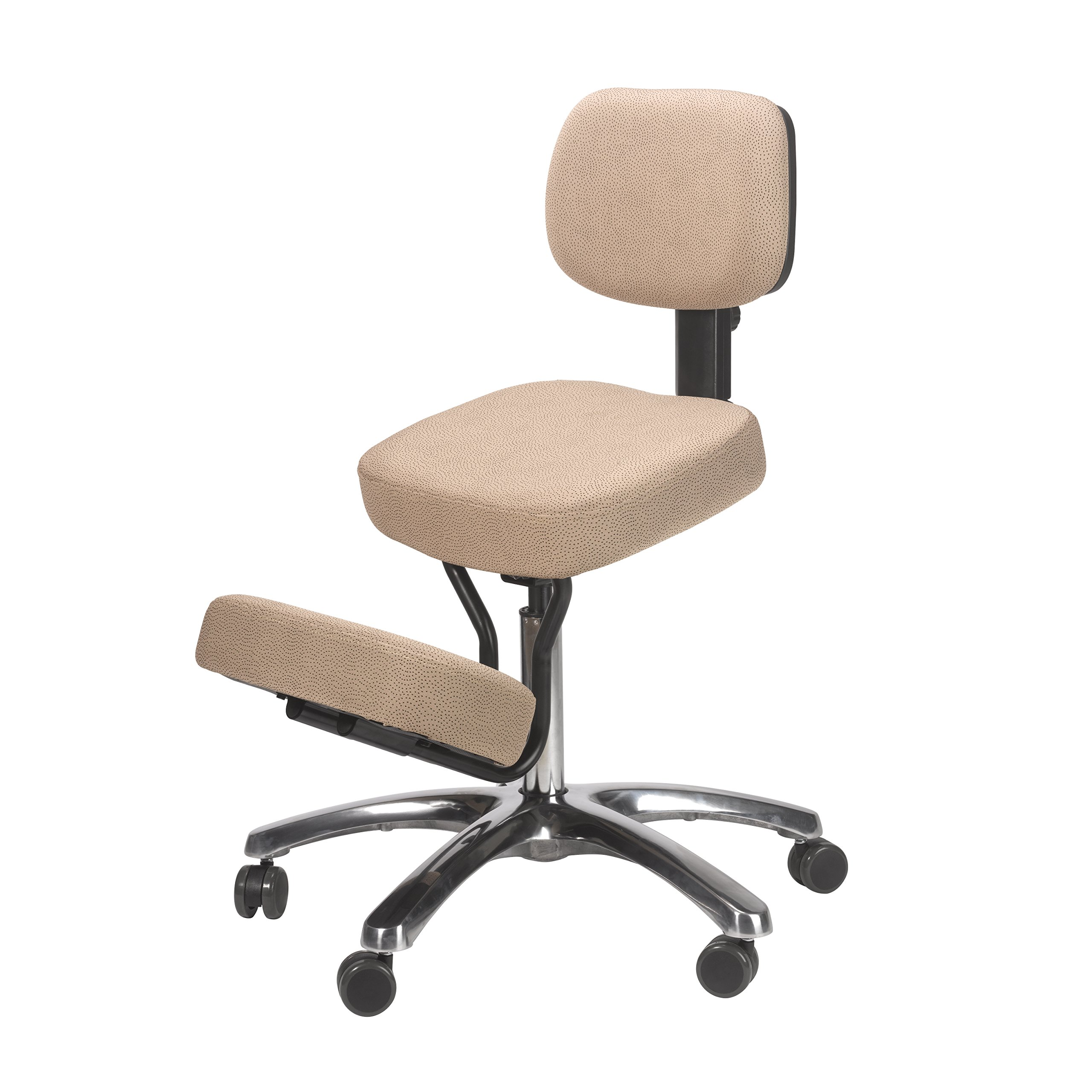 Jazzy Kneeling chair BetterPosture with Back - Beige by Jazzy Kneeling chair