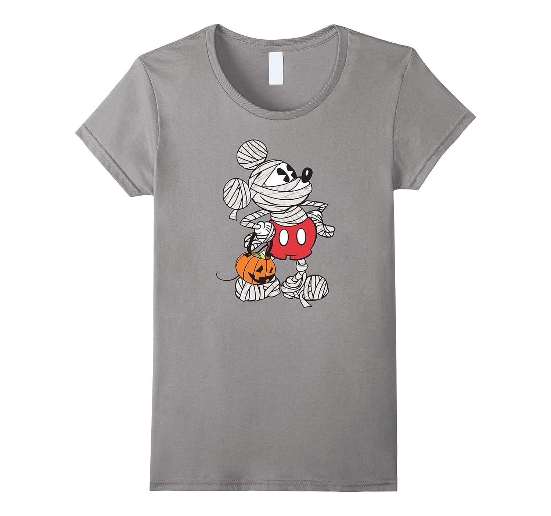 Disney Mickey Mouse Mummy Halloween Tee