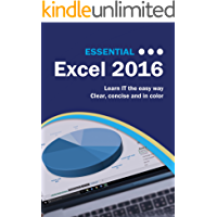 Essential Excel 2016 (Computer Essentials)