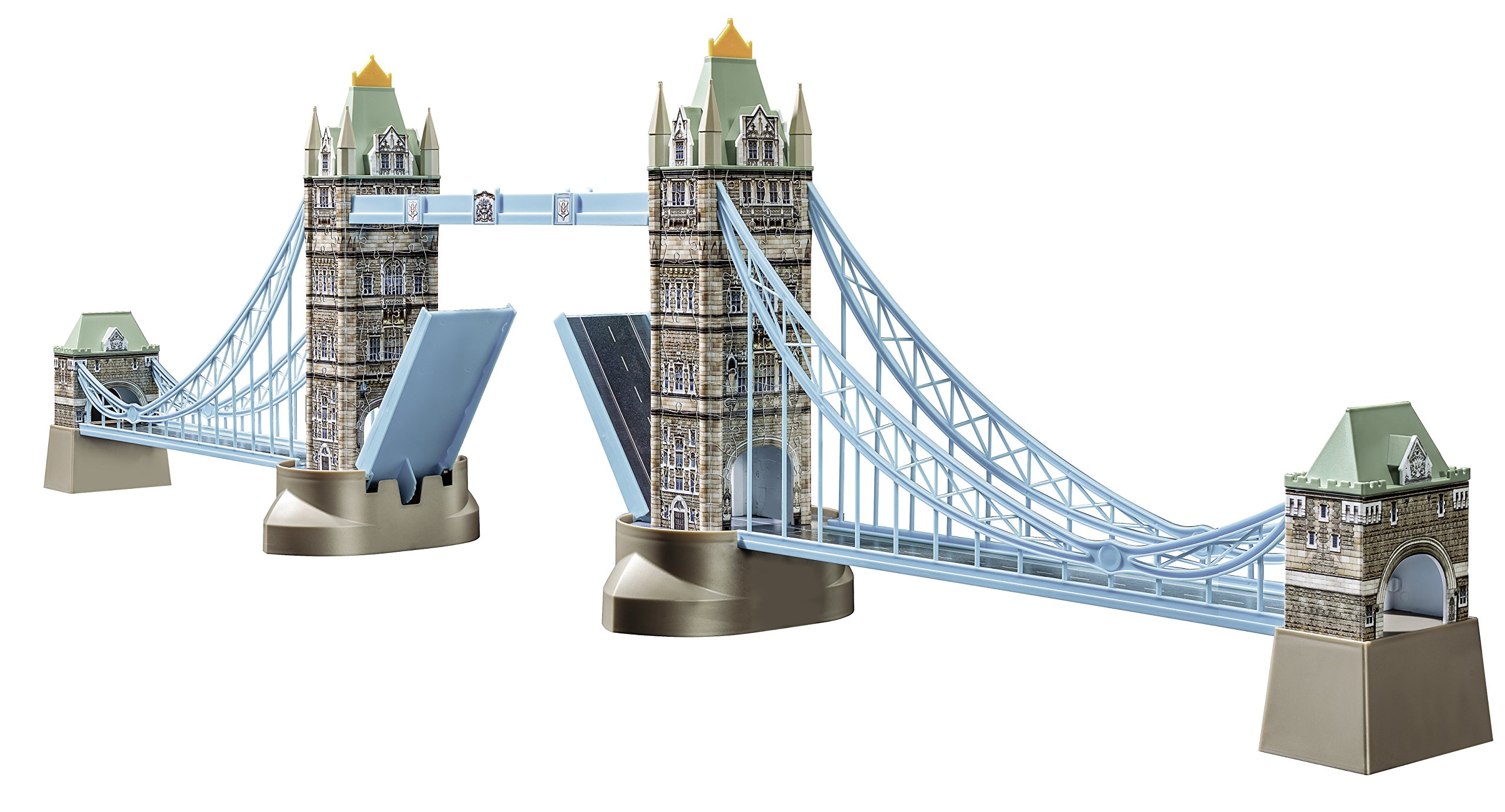Ravensburger - Puzzle 3D, diseño Tower Bridge (12559 3) product image
