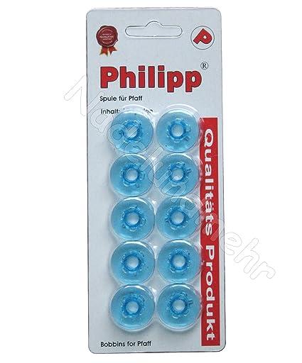 Plastikspulen Spule 20 Stück für Pfaff viele Modelle