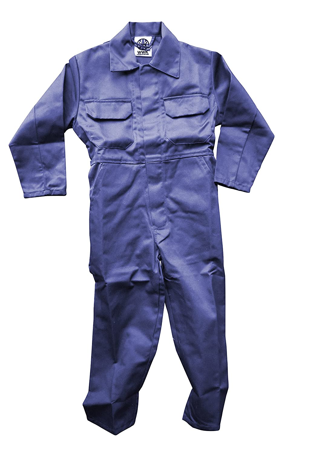 a6eb08b5bcfe4 WWK / WorkWear King Boy's Kids Childrens Boilersuit Coveralls Overalls:  Amazon.ca: Clothing & Accessories