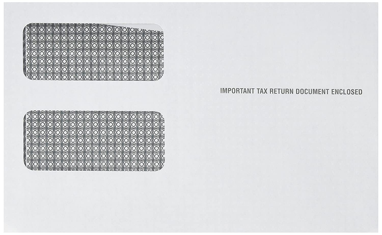 Amazon tops 1099 r form double window envelopes white amazon tops 1099 r form double window envelopes white carton of 500 b2222 business envelopes office products falaconquin