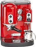 Kitchenaid 5KES100EER Artisan Cafetière Espresso Rouge Imperial