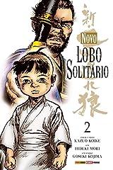 Novo Lobo Solitário - Volume 2 Capa comum