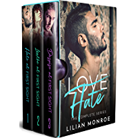 Love/Hate: The Complete Enemies to Lovers Series (English Edition)