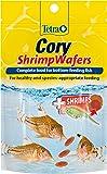 Tetra Fish Food Cory Shrimp Wafers, Complete Fish Food for Bottom-Feeding Fish, 42 g