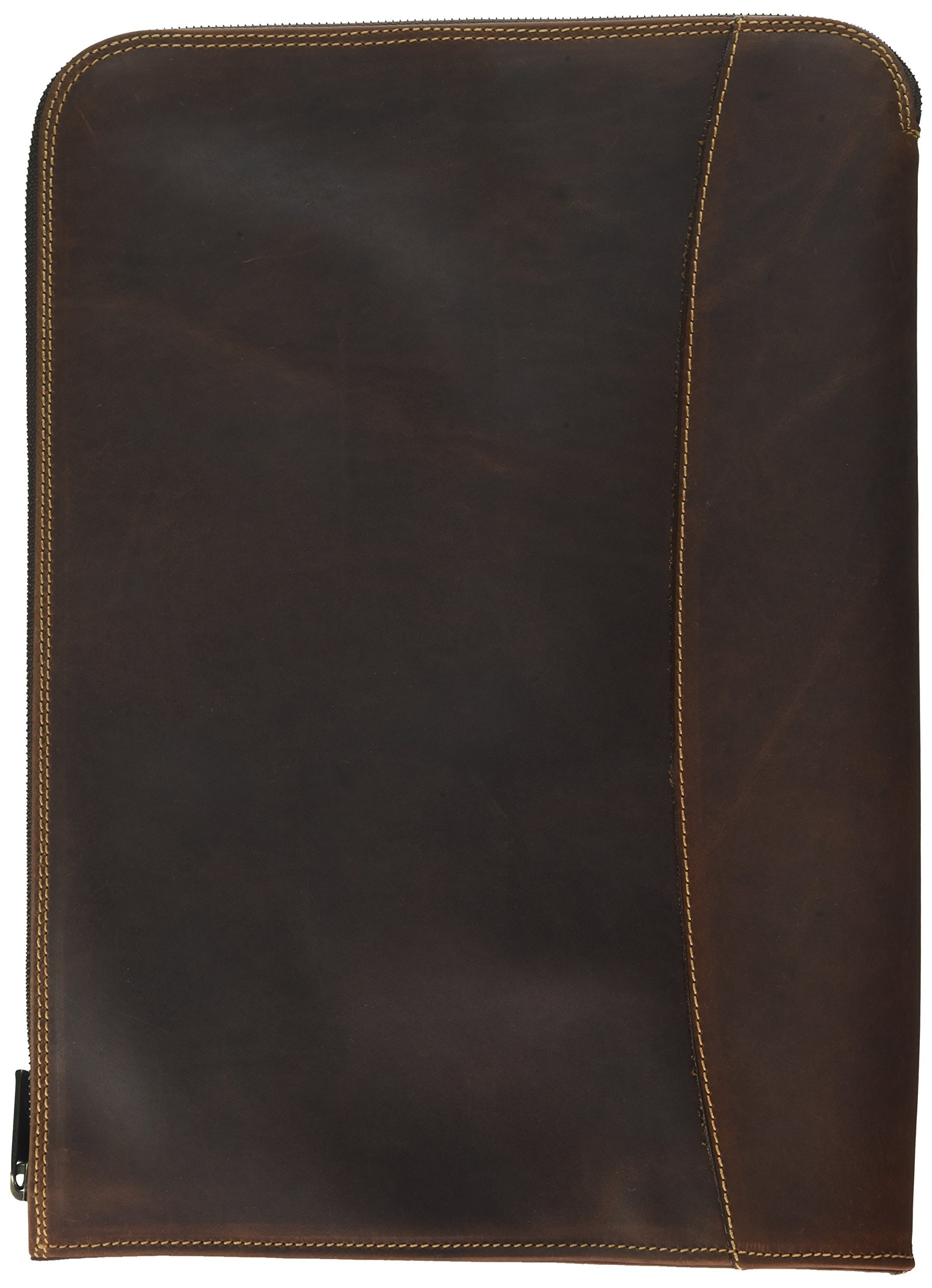 Levenger AL6330 TB NM Briefolio, Tobacco