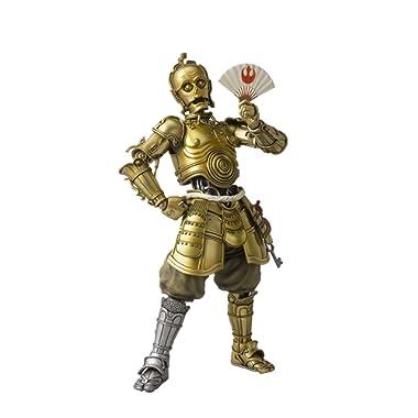 Bandai Tamashii Nations Meisho Movie Realization Honyaku Karakuri C-3PO  Star Wars  Action Figure