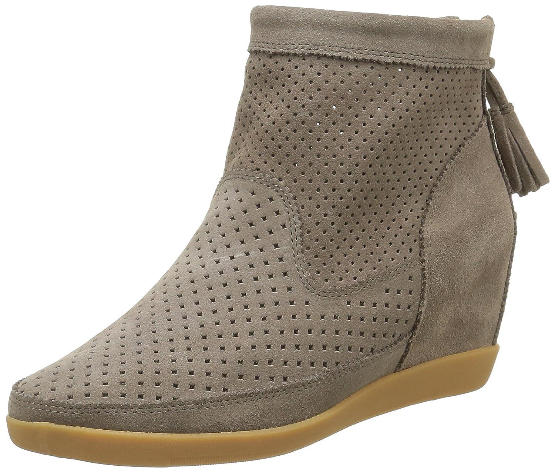 Shoe The Bear Emmy, Zapatillas Altas para Mujer 36 EU Beige (Taupe)