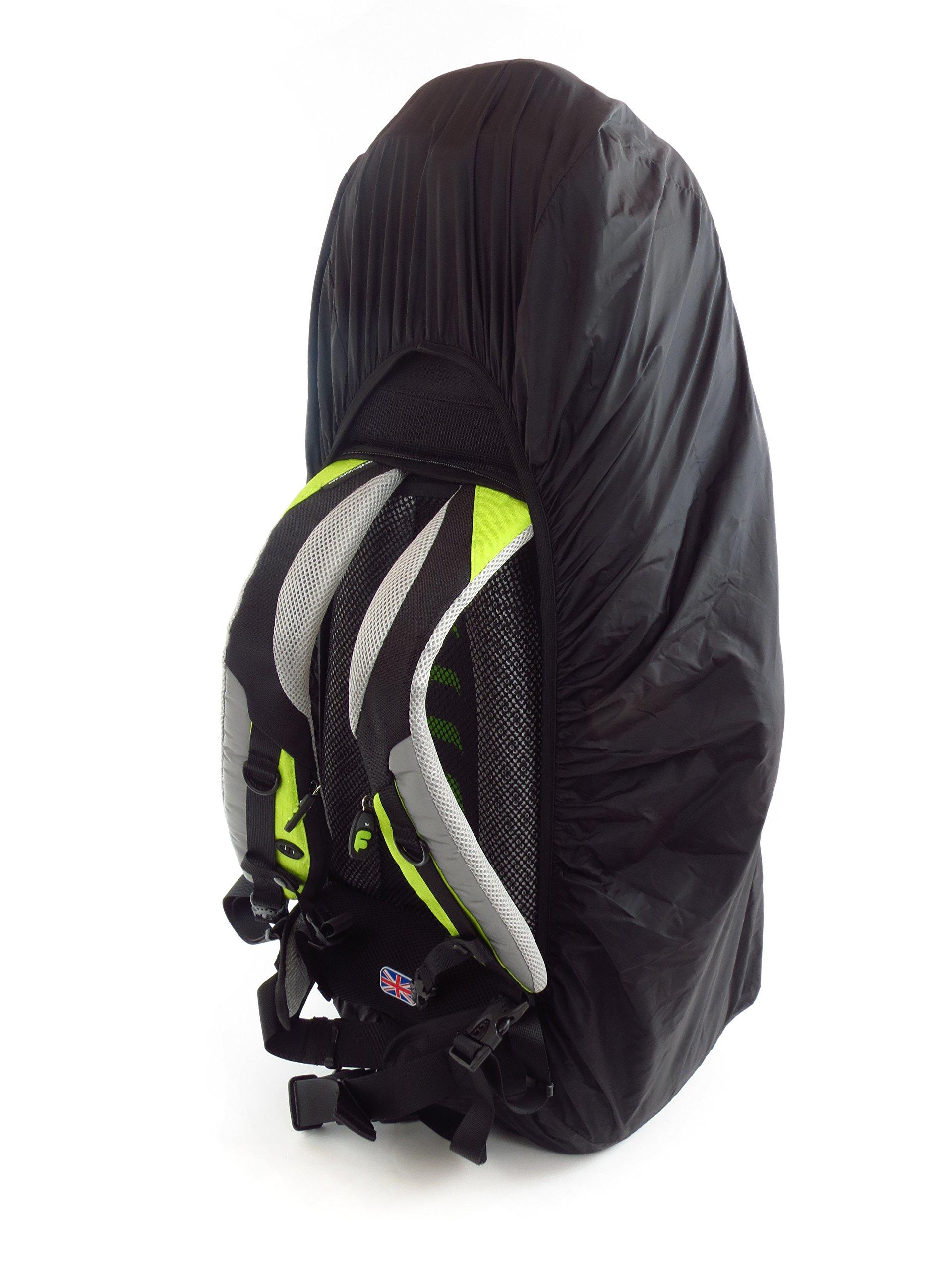 Fusion Premium Series (FB-PW-02-L) - Tenor Saxophone Gig Bag, Black/Lime by Fusion (Image #7)