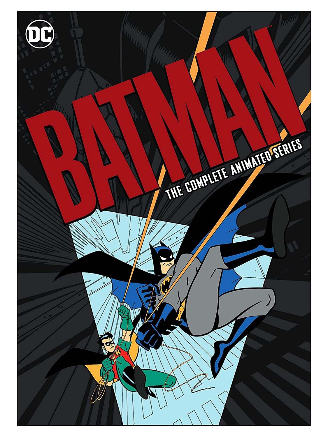 Batman The Complete Animated Series Dvd Various Various Movies Tv