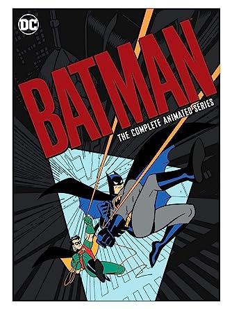 Amazon com: Batman: The Complete Animated Series (DVD